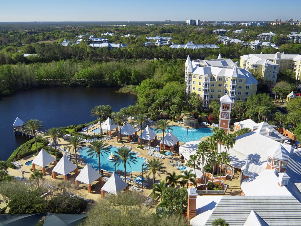 Hilton Grand Vacations at SeaWorld  All Villa Options