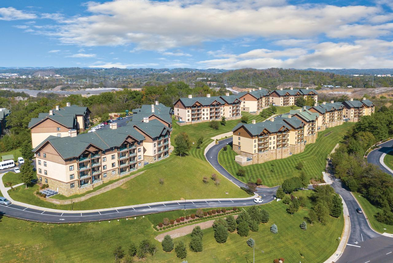 Club Wyndham Smoky Mountains  All Villa Options